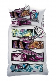 Obliečky Monster High White Velvet white 140/200 cm