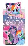 Obliečky My Little Pony Friendship adventure 140/200, 70/90