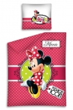 Obliečky Minnie Fashion 140/200 cm