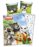 Obliečky Talking Tom 140/200