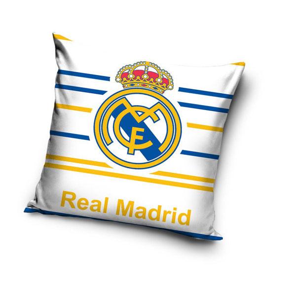 96e3b97e13cdd Obliečka na vankúšik Real Madrid prúžky 40x40