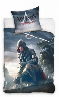 Obliečky Assassin's Creed Syndicate 140/200 cm