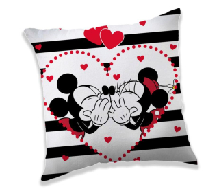 Vankúšik Mickey a Minnie stripes 40/40