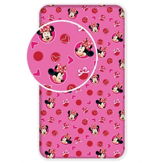Plachta Minnie hearts 02 90/200