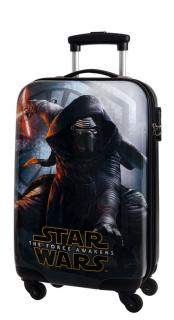 Cestovný kufor ABS Star Wars VII Black 67 cm