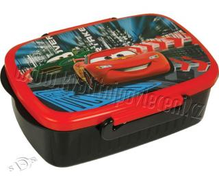 Box na desiatu Disney auta Cars