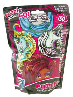 Puzzle Monster High 150 dielokov, 38x29cm