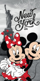 Osuška Mickey a Minnie v New Yorku 70/140